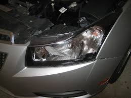 gm chevy cruze headlight replace low high beam turn signal