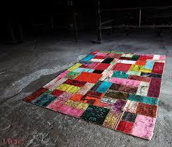Amazing Modern Bright Colorful Carpets Design Ideas By Minnu