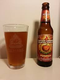 Long Trail Imperial Pumpkin Ale by The Year In Beer Month By Month And Sip By Sip