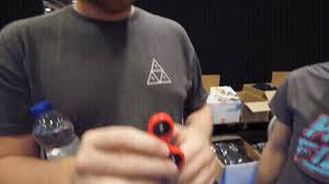 How To Properly Use A Fidget Spinner