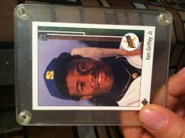1990 Upper Deck Ken Griffey Jr by 89 Ud Ken Griffey Jr Rare Misprint Error Collectors Weekly