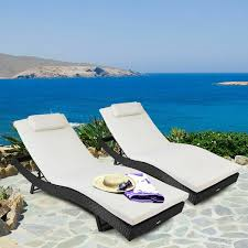 CityCW Adjustable Pool Chaise Lounge Chair Outdoor Patio Furniture PE  Wicker W/Cushion Colorful Stackable Patio Fniture Lounge Chair Alinum Costway Foldable Chaise Bed Outdoor Beach Camping Recliner Pool Yard Double Es Cavallet Gandia Blasco Details About Adjustable Pe Wicker Wcushion Hot Item New Design Brown Sun J4285 Luxury Unopi Best Choice Products W Cushion Rustic Red Folding 2pcs Polywood Nautical Mahogany Plastic Awesome Modern Remarkable Master Chairs Costco