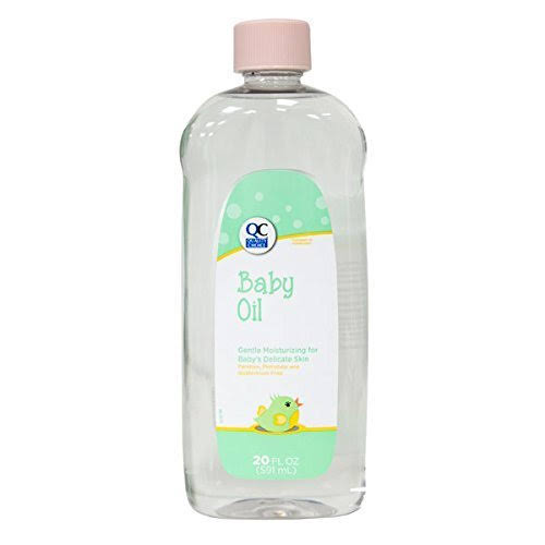 Quality Choice QC Baby Oil (j&j) 20oz