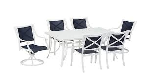 Grand Resort Patio Furniture by Grand Resort Patio Furniture Review Harbor Beach 7 Piece Dining Set