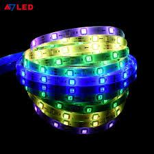 cinta led de colores dc12v colorful ws2811 addressable rgb