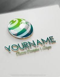 Cool Free Logo Maker 91 Best 3d Logos Images And