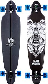 Landyachtz Battle Axe Bear 35 - Mac's Waterski