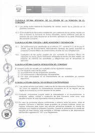 EL SALVADOR Carta Acuerdo