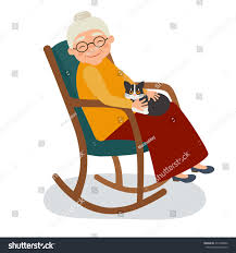 Old Woman With Cat In Her Rocking Chair… Stock Photo ... Illustration Featuring An Elderly Woman Sitting On A Rocking Vector Of Relaxed Cartoon Couple In Chairs Lady Sitting Rocking Chair Storyweaver Grandfather In Chair Best Grandpa Old Man And Drking Tea Santa With Candy Toy Above Cartoon Table Flat Girl At With Infant Baby Stock Fat Dove Funny Character Hand Drawn Curled Up Blue Dress Beauty Image Result For Old Man 2019 On Royalty Funny Bear Vector Illustration