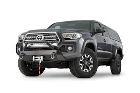 100 Truck And Winch Coupon Code WARN Semi Hidden Mount System For 20162018 Toyota Tacoma