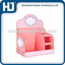 Poq Pack Paper Box For Medicine Counter Display Customised Plastic Retail