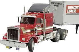 100 Tamiya Rc Trucks 56301 King Hauler 114 Electric RC Model Truck Kit Conradcom