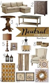 best 25 neutral family rooms ideas on pinterest neutral living