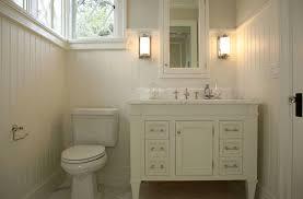 Cream Bathroom Vanity Cottage Giannetti Home