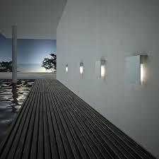 modern outdoor wall lights type gorgeous modern outdoor wall