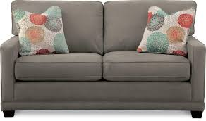 Transitional Apartment Size Sofa by La Z Boy