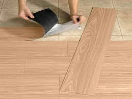 Covering Asbestos Floor Tiles With Hardwood by Types Peel And Stick Wood Floor U2014 John Robinson House Decor How