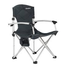 100 Oversized Padded Folding Chairs Amazoncom KingCamp Camping Quad Chair Smooth Armrest 1200D Oxford