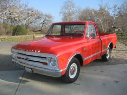 1968 Chevy Pickup Truck Has Remained In The Family - Classic ...