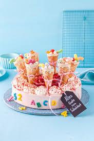 schultüten torte zur einschulung