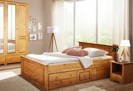 home affaire schlafzimmer set hugo set 3 tlg bett 140cm 2 trg kleiderschrank und 1 nachttisch kaufen otto