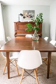 Wonderful Antique Walnut Dining Room Table And Chairs Grey ...