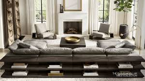 100 Contemporary House Furniture RH Modern Homepage