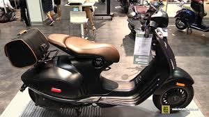 2017 Vespa 946 150cc ABS Emporio Armani Edition
