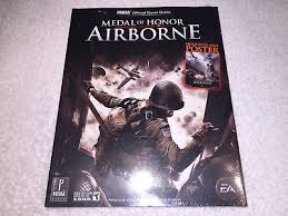 Medal Of Honor Airborne Prima Official Game Guides Xbox 360 PS3
