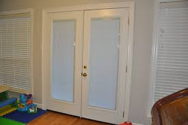 Therma Tru Patio Doors With Blinds by Image Of Fiberglass French Doors With Built In Blinds Smooth