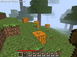 Minecraft Growing Pumpkins by Oh My It U0027s Another Pumpkin Patch Alpha Survival Single
