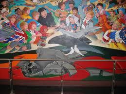 denver international airport murals pictures denver international airport murals are so prophetic duh