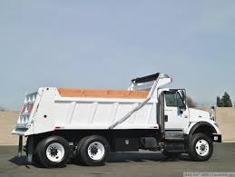 15 Yard Dump Truck International F2554