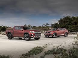 Volkswagen Atlas Tanoak And Atlas Cross Sport Concept Review ...