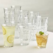 Duralex Picardie Glass Tumblers Set Of 18