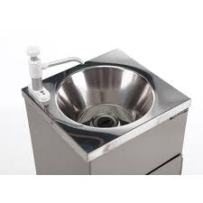 100 advance tabco hand sink sani lav hand sink with faucet
