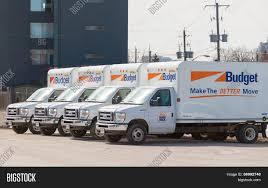 100 Budget Trucks Rental Truck Image Photo Free Trial Bigstock