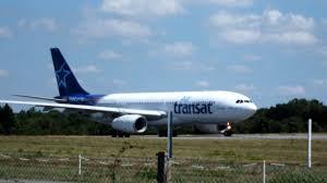 air transat nantes montreal airbus a330 200 air transat au décollage à nantes