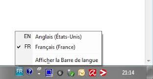 bureau de change en anglais comment passer d un clavier qwerty à un clavier azerty ou