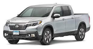 2017 Honda Ridgeline Review The Un Pickup Consumer Reports