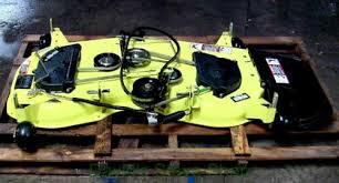 John Deere 48c Mower Deck Manual by Nos John Deere 48c Edge Mower Deck Gt225 245 325 345 Gx325 345 X