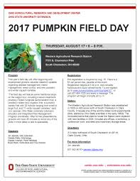 Southern Ohio Pumpkin Patches by July 2017 Vegnet Newsletter