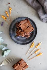 rezept für kinderriegel brownies