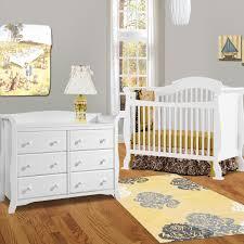 Storkcraft Dresser Change Table by Storkcraft 2 Piece Nursery Set Valentia Convertible Crib And