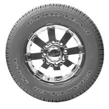 100 Goodyear Wrangler Truck Tires SRA P Tire P21565R17 S OWL By At