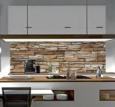 küchenrückwand steinwand sp22 premium acrylglas keine fugen küche spritzschutz