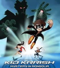 Cartoon Network Brings Back Kid Krrish In A Brand New Movie
