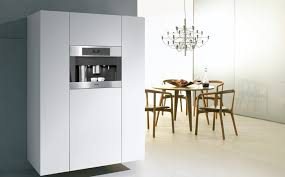 Miele CVA4062SS 24 Built In Grind And Brew Whole Bean Coffee System