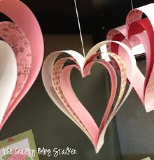 25 Paper Heart Projects For Valentines Day Weddings Or Just Because A Handmade Is An Easy DIY Craft Tutorial Idea