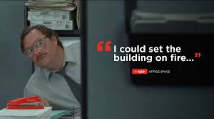 100 Office Space Pics And The TV Shows It Inspired Netflix DVD Blog